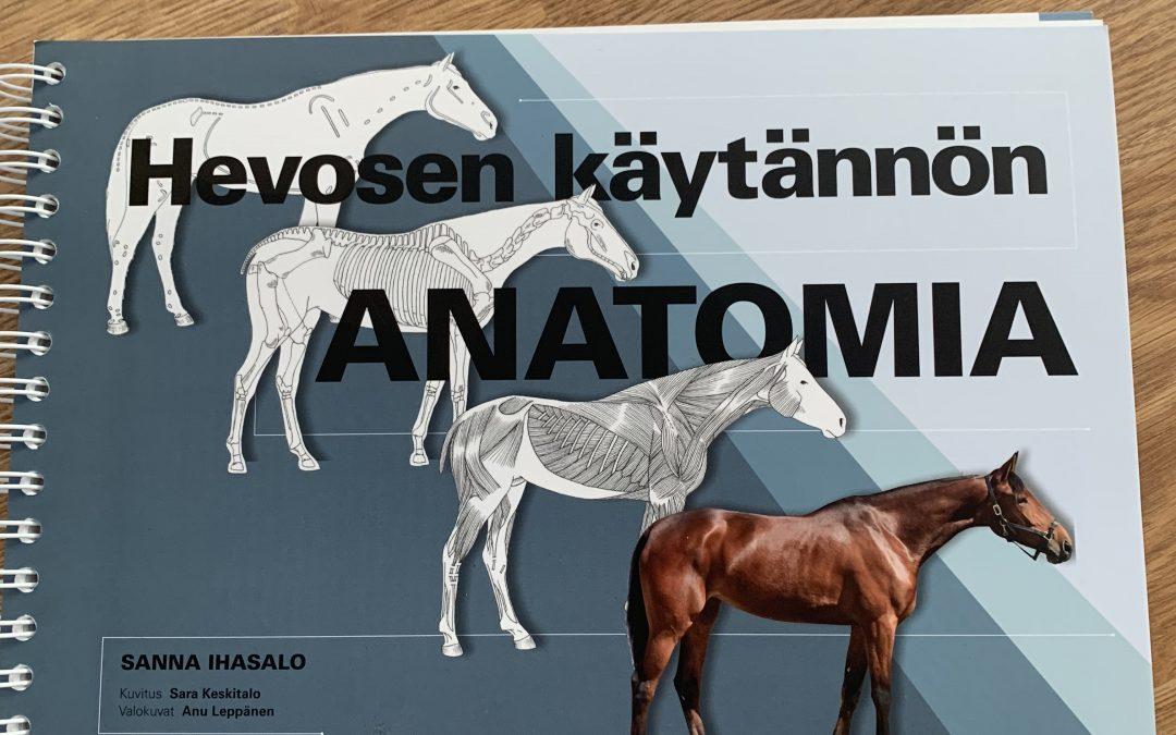 Nyt otetaan hevosen anatomia haltuun!