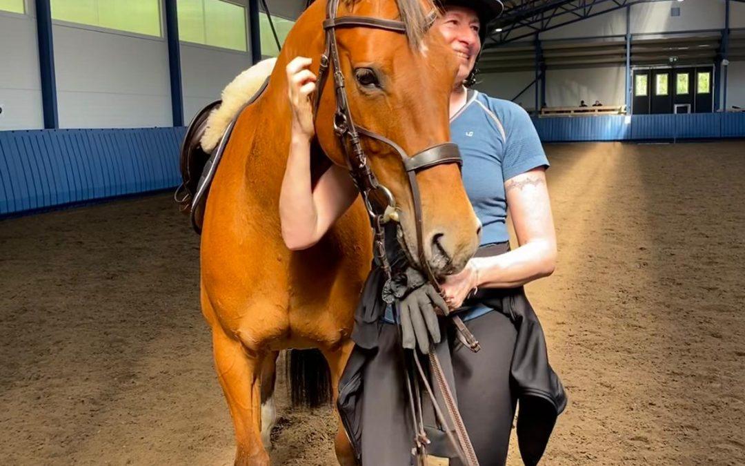Back in the saddle! Jyken kurssi, päivä 1